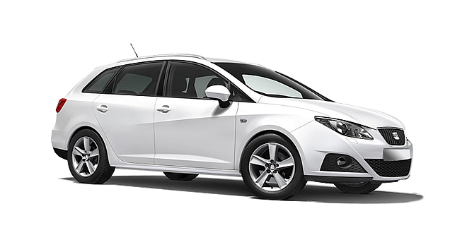 Seat Ibiza ST or similar